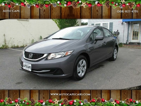 2014 Honda Civic for sale in Hyannis, MA
