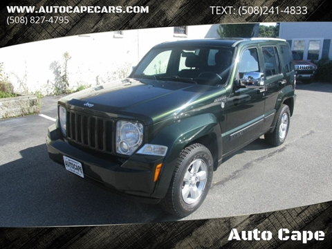 2011 Jeep Liberty for sale in Hyannis, MA