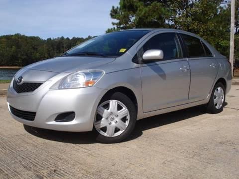 2012 Toyota Yaris for sale in Oakwood, GA