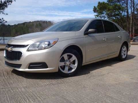 2015 Chevrolet Malibu for sale in Oakwood, GA