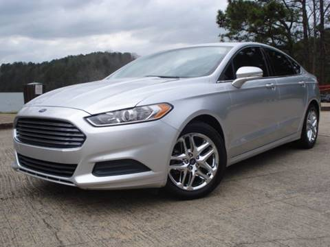 2013 Ford Fusion for sale in Oakwood, GA
