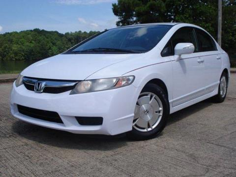 2011 Honda Civic for sale in Oakwood, GA