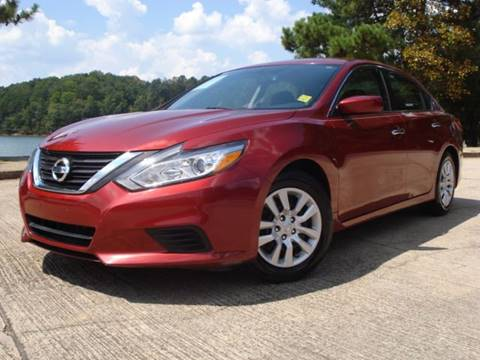2016 Nissan Altima for sale in Oakwood, GA