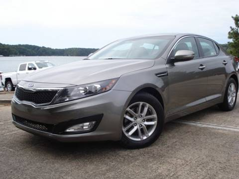2012 Kia Optima for sale in Oakwood, GA