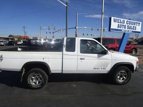 1993 Nissan Truck for sale in Platteville, CO