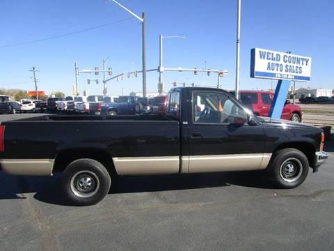 1992 Chevrolet C/K 1500 Series for sale in Platteville, CO
