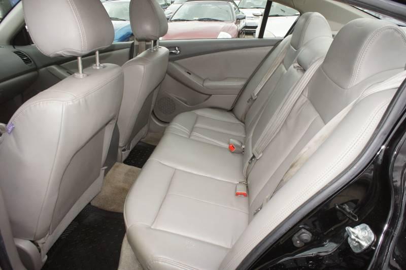 2012 Nissan Altima 2.5 SL 4dr Sedan - Richmond VA
