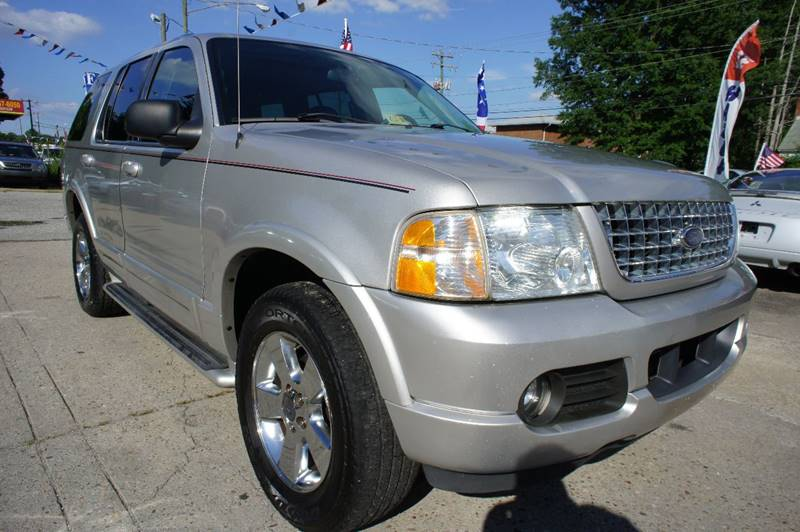 2003 Ford Explorer Limited 4WD 4dr SUV - Richmond VA