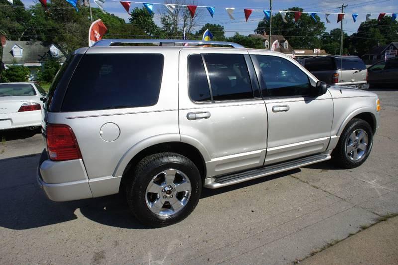 2003 Ford Explorer Limited 4WD 4dr SUV - Richmond VA