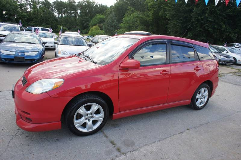 2004 Toyota Matrix XR 4dr Wagon - Richmond VA
