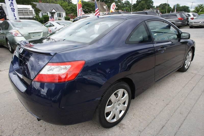 2009 Honda Civic LX 2dr Coupe 5A - Richmond VA