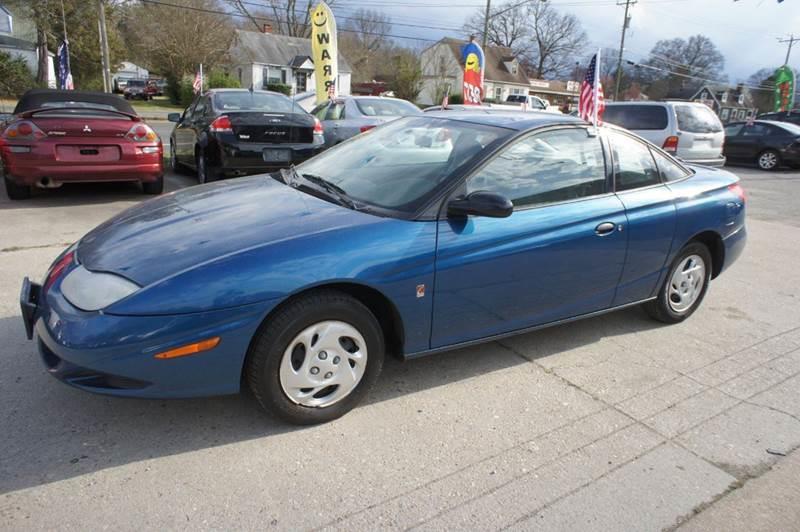 2001 Saturn S-Series SC1 3dr Coupe - Richmond VA