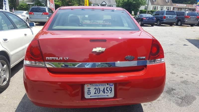 2008 Chevrolet Impala LT 4dr Sedan - Richmond VA