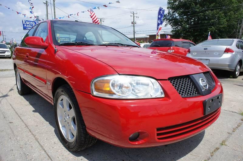 2005 Nissan Sentra 1.8 S 4dr Sedan - Richmond VA