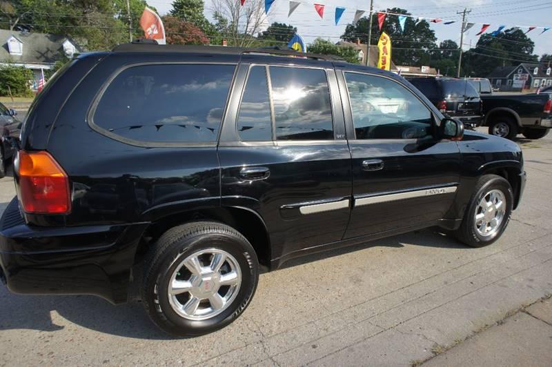 2003 GMC Envoy SLT 4WD 4dr SUV - Richmond VA