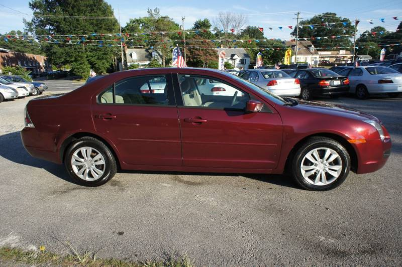 2006 Ford Fusion I4 SE 4dr Sedan - Richmond VA