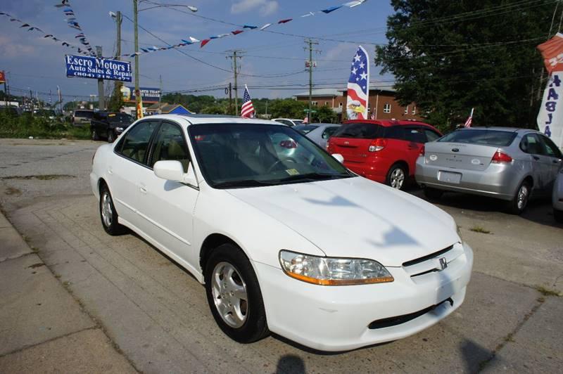 2000 Honda Accord EX 4dr Sedan - Richmond VA