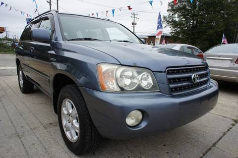 2003 Toyota Highlander for sale in Richmond, VA