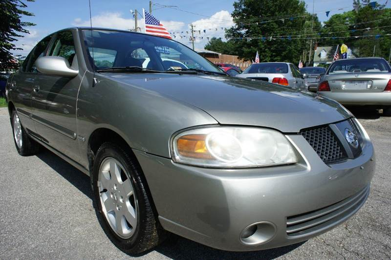 2004 Nissan Sentra 1.8 S 4dr Sedan   Richmond VA
