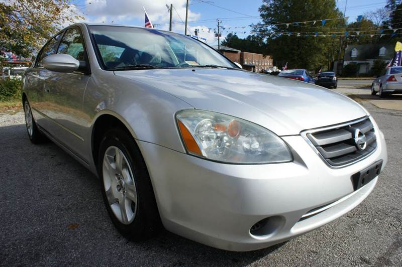2003 Nissan Altima 2.5 S 4dr Sedan   Richmond VA