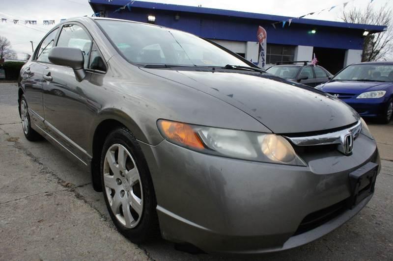 2006 Honda Civic for sale at El Shaddai Motors in Richmond VA