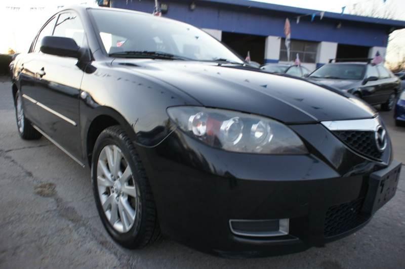 2008 mazda mazda3 i sport 4dr sedan 4a in richmond va escro motors ii. Black Bedroom Furniture Sets. Home Design Ideas