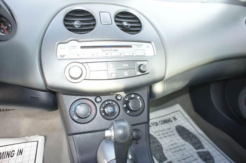 2007 Mitsubishi Eclipse Gs 2dr Hatchback 24l I4 4a In Richmond Va Rhescromotors2: 2007 Mitsubishi Eclipse Hatchback Radio At Gmaili.net