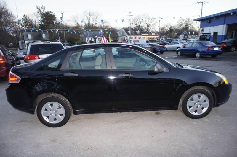 2010 Ford Focus S 4dr Sedan - Richmond VA