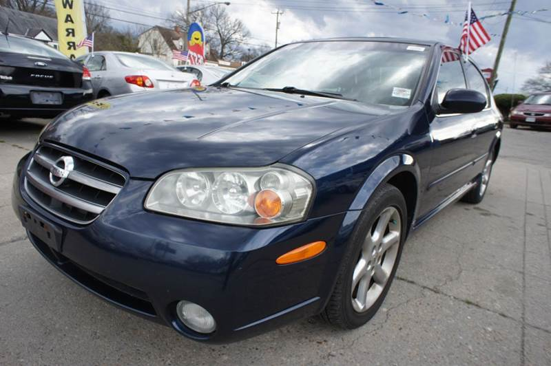 2003 Nissan Maxima SE 4dr Sedan - Richmond VA