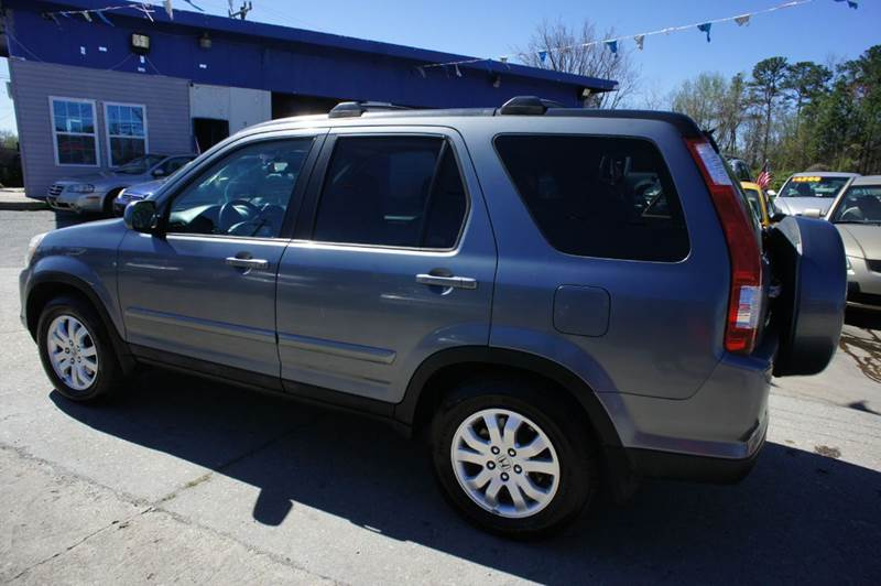 2005 Honda CR-V Special Edition AWD 4dr SUV - Richmond VA