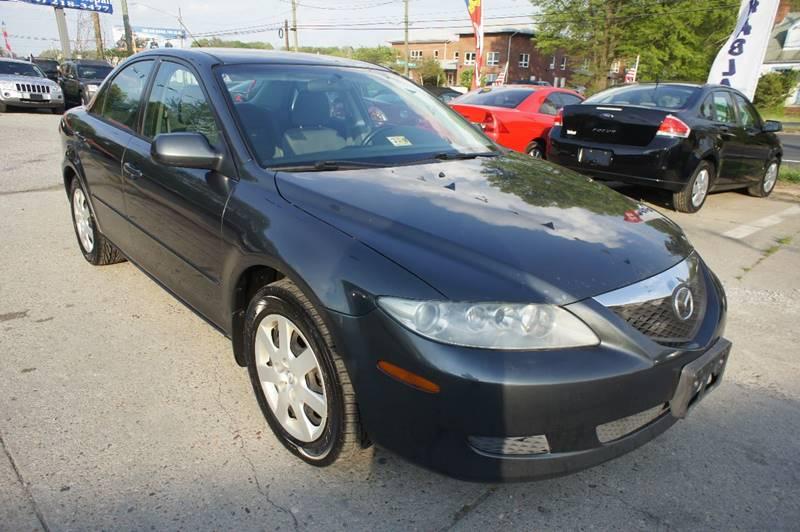 2005 Mazda MAZDA6 i 4dr Sports Sedan - Richmond VA