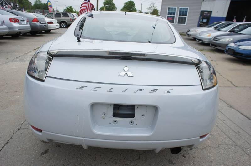 2006 Mitsubishi Eclipse GS 2dr Hatchback w/Automatic - Richmond VA