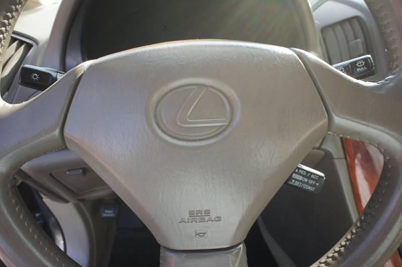 2000 Lexus RX 300 AWD 4dr SUV - Richmond VA