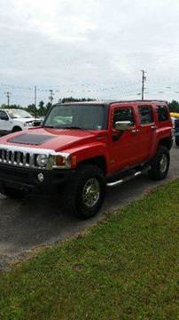 2007 HUMMER H3 for sale at HEWITT PRE-OWNED INC in Craigsville WV