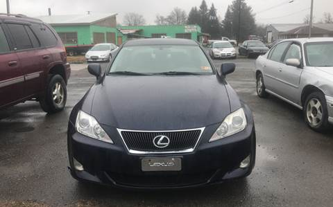 2008 Lexus IS 250 for sale in Craigsville, WV