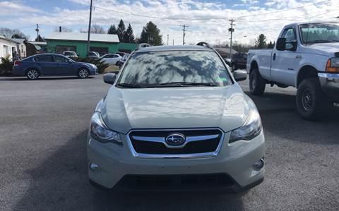 2015 Subaru XV Crosstrek for sale in Craigsville, WV