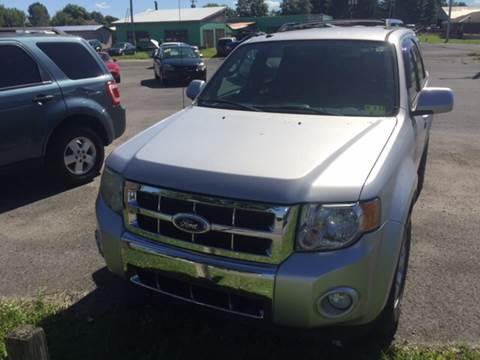 2010 Ford Escape for sale at HEWITT PRE-OWNED INC in Craigsville WV