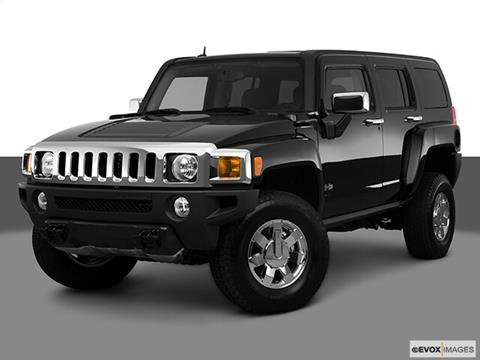 2010 HUMMER H3 for sale in Jamestown, NY