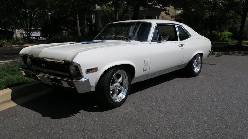1969 Chevrolet Nova for sale at The Best Muscle Cars in Clarksburg MD
