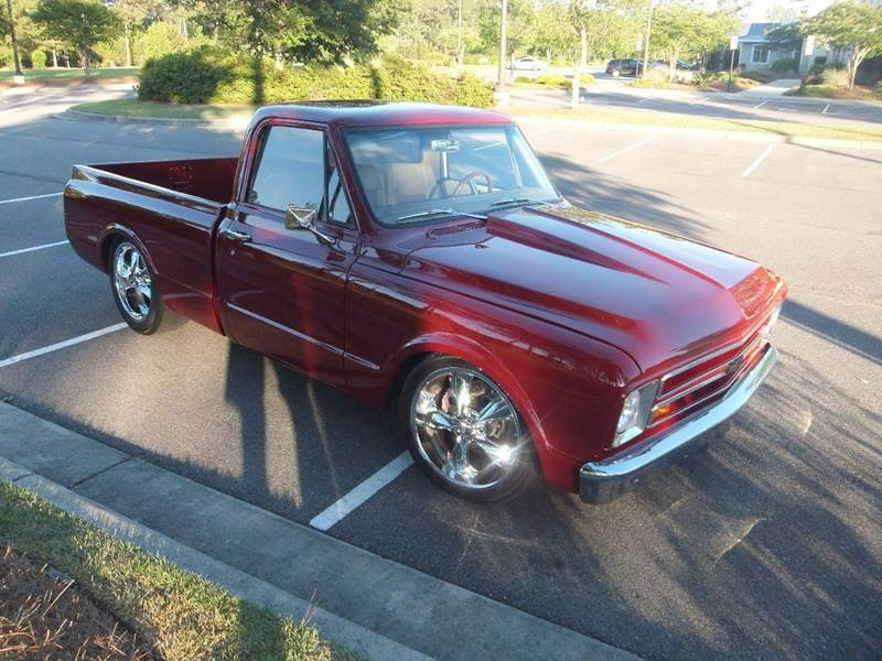 1968 Chevrolet C/K 10 Series for sale at The Best Muscle Cars in Clarksburg MD