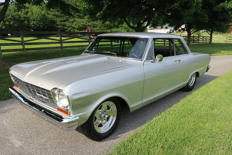 1964 Chevrolet Nova In Clarksburg Md The Best Muscle Cars