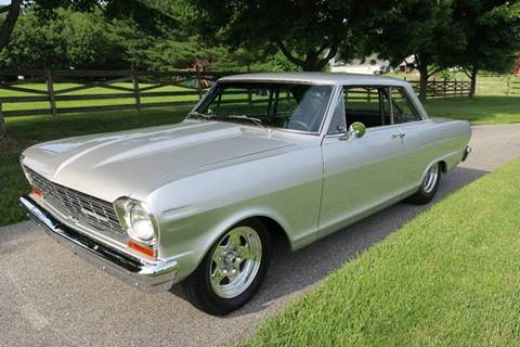 1964 Chevrolet Nova for sale in Clarksburg, MD