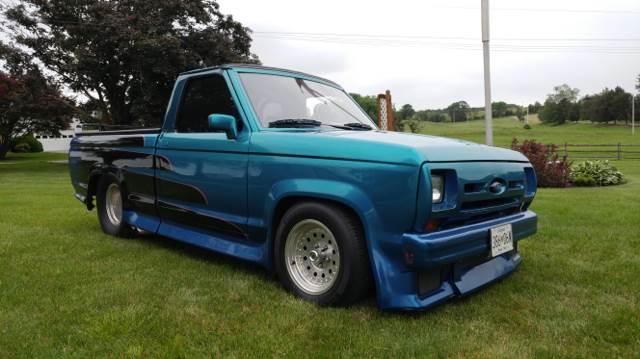 1986 Ford Ranger PRO STREET