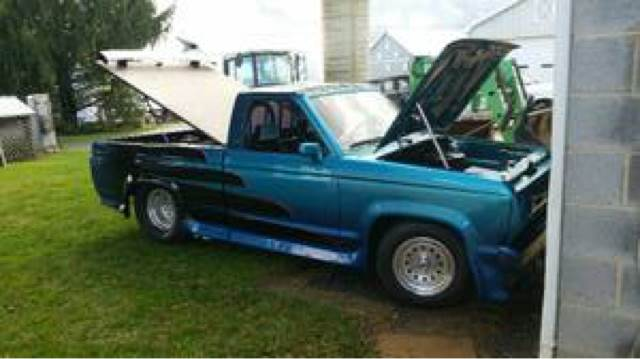 1986 Ford Ranger for sale at The Best Muscle Cars in Clarksburg MD