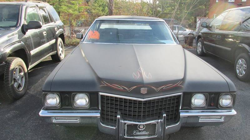 1971 Cadillac Calais for sale at The Best Muscle Cars in Clarksburg MD