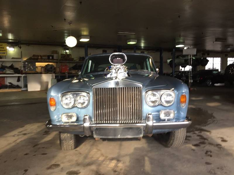 1975 Rolls-Royce Silver Shadow for sale at The Best Muscle Cars in Clarksburg MD