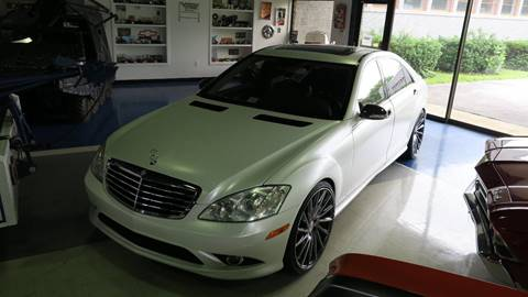 2007 Mercedes-Benz S-Class for sale at The Best Muscle Cars in Clarksburg MD