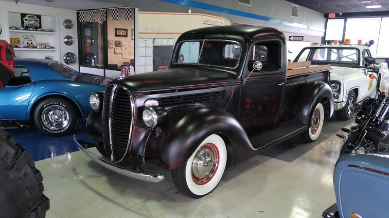 1938 Ford F-100 for sale at The Best Muscle Cars in Clarksburg MD