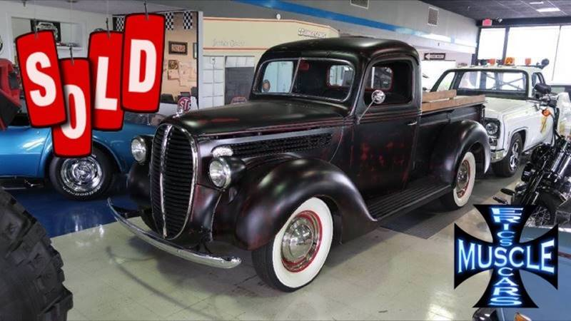 1938 Ford Pickup SOLD SOLD SOLD