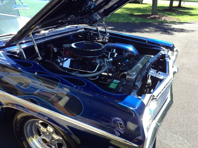 1964 Chevrolet Impala for sale at The Best Muscle Cars in Clarksburg MD